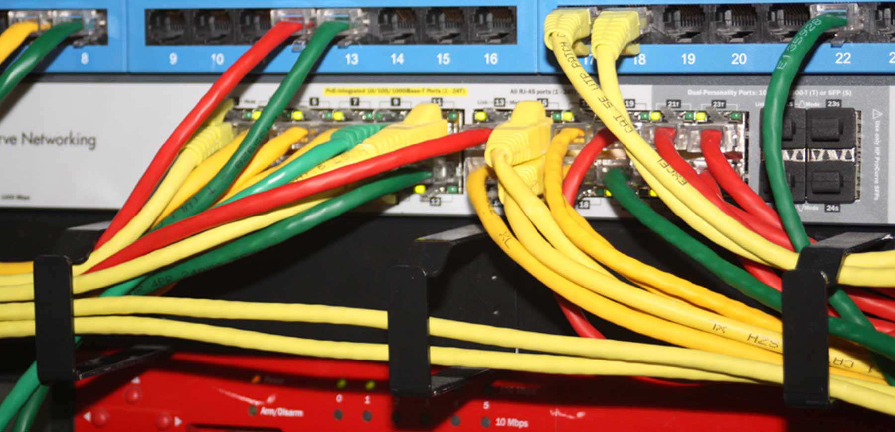 Networking Electrical School It Support Wiring Multiple Ethernet Switches Data Cabling With Gigabit Or 10gb Connectivity Over Copper Fibre Networks Standard Switching Power Poe For Your